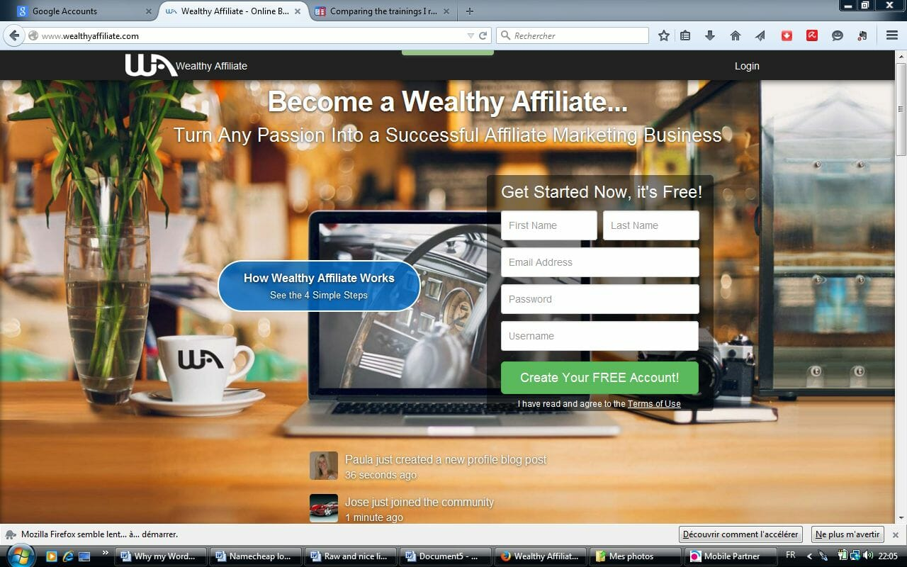 Become a Wealthy Affiliates: 29 Reasons why you should use Wealthy Affiliate to do Affiliate Marketing