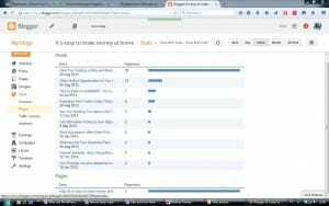 Blogger posts for Why my WordPress Blog Website is better than my blogspot's