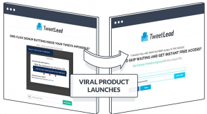 UpViral product launches