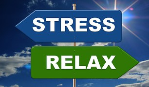 stress-relax signposts image for Do You Want to Succeed Online – Why Don't You Use What You Have in Common with Your Prospects to Make Them Like You and Ensure That?