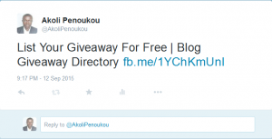 A tweet for Do you Want Free Traffic? – Here are 9 Easy Ways to Get Targeted Traffic to Your Website or Offers