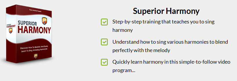 Superior singing method 5