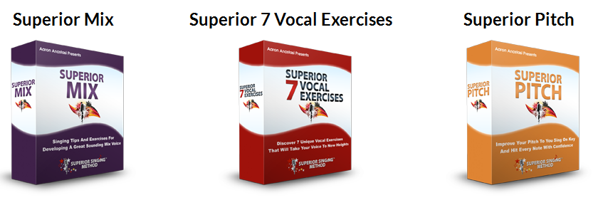 Superior singing method 6