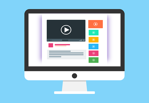 YouTube video training on a computer screen for Get Trendy Wealthy Affiliate Video Training
