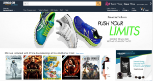 Amazon sales page as designating Why Affiliate Marketing Can Be Your Best Route to Making Money Online
