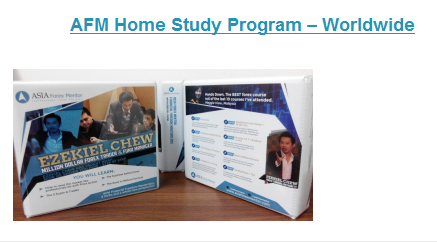 Asia mentor home study program