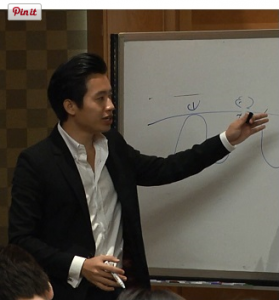 Asia mentor teaching