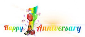 Happy anniversary banner for How Wealthy Affiliate Has Helped Me in a Year with My Struggles to Succeed Online