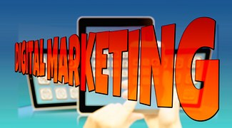 digital marketing image as designating Why Affiliate Marketing Can Be Your Best Route to Making Money Online