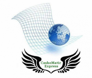 Logo of the CashoMatic Express System