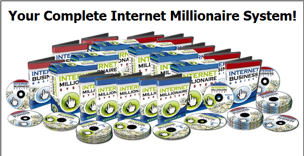 Image depicting the internet millionaire system