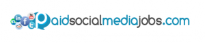 Logo of paid social media jobs