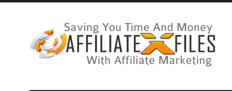 The affiliateXfiles logo