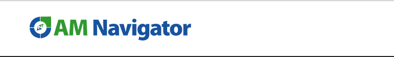 The amnavigator blog logo