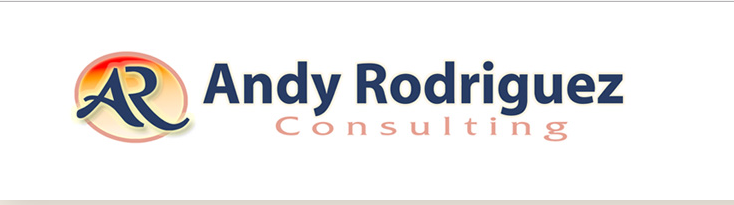 The Andy Rodriguez consulting blog logo
