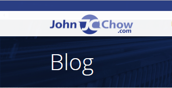 The John Chow blog logo