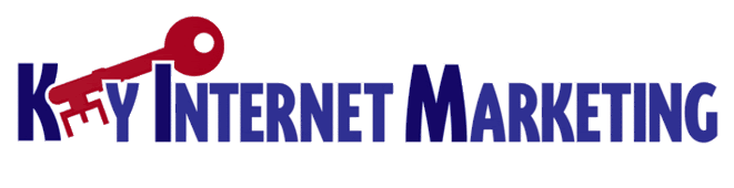 The key internet marketing blog logo