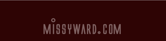 The MissyWard blog logo
