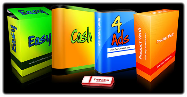 EasyCash4ads master resell products