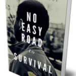 No easy road to survival, a collection of 28 short stories by Akoli Penoukou published by Caiope editorial