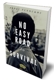 My new collection of short stories is out: No Easy Road to Survival