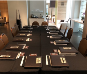 Las Vegas big table set for business as part of I want to make you a super affiliate