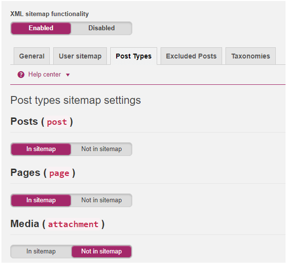 XML site functionality as part of 37highly effective SEO tips for bloggers
