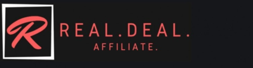 Real Deal Affiliate Website logo