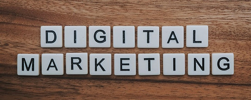 digital-marketing-written-on-white-cubes-laid-on-an-ebony-top-to-signify-summary-list-of-90-reasons-why-90-percent-of-online-businesses-fail