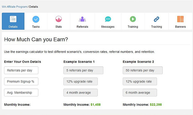 How much can you earn