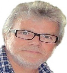 Passport photo of Alan Hocking, Wealthy Affiliate member, giving a testimony about the company