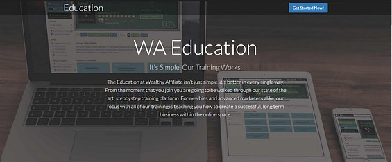 WA Education