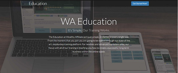 wealthy-affiliate-education-page-to-signify-faqs-about-wealthy-affiliate-part-ii-university-education