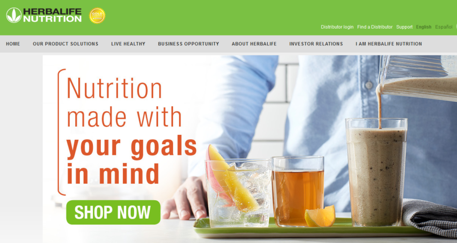 Nutrition made with your goals in mind for independent hebalife distributors