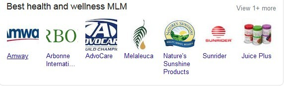 Best health and wellness MLM