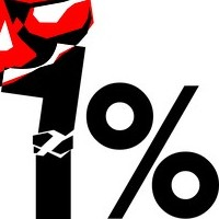 Image showing 1% as rate of success in mlm