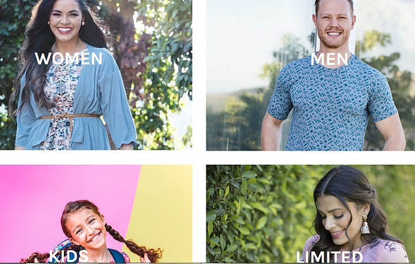 Lularoe products for men, women, kids and limited
