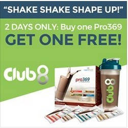 My Club 8 product package