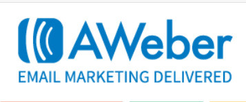 AWeber logo shwoing the sign the name and the words 'Email marekting delivered' for 8 AWeber posts you should be reading on this blog