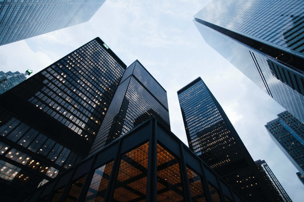 Gleaming skyscrapers to signify Choosing a Business Opportunity – Starting Your Own Company