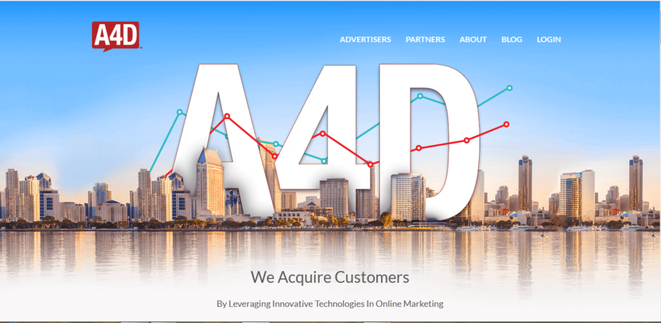 A4D homepage