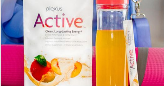 Plexis Worldwide products labelled 'Active, clean, long-lasting energy' to signify Zurvita vs. Plexus Worldwide
